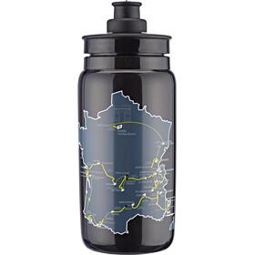 Elite Fly Tr d Frnc Map Drinking Bottle 550ml, black